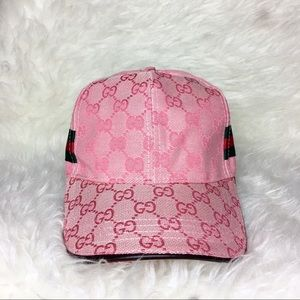 Gucci Pink Hat